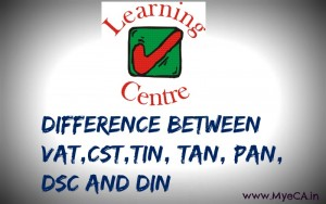 Difference between VAT & GST